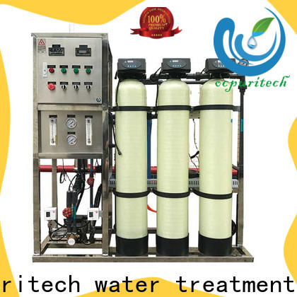 250lph well water filtration system steel factory price for agriculture