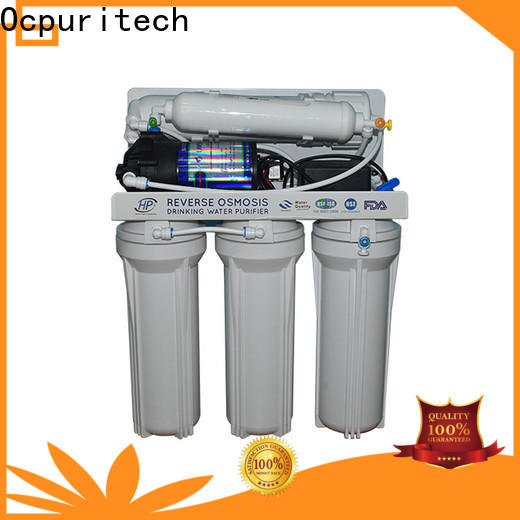 Ocpuritech quality ro system company for chemical industry