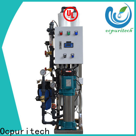 practical pure water treatment plant purification directly sale for factory