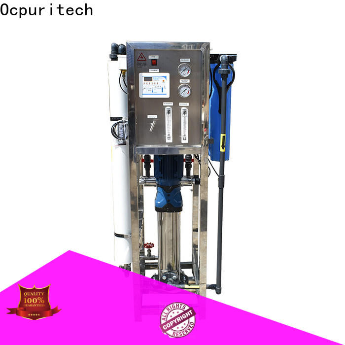 latest ro water plant per manufacturers for seawater
