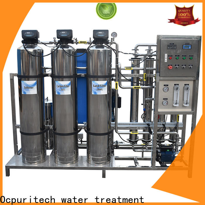 Ocpuritech best reverse osmosis system china suppliers for seawater