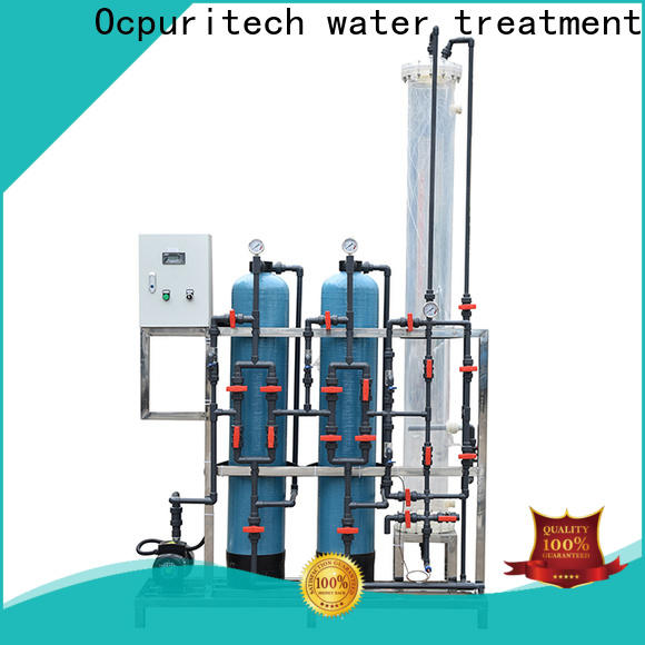 quality deionized water filtration system bed company for business