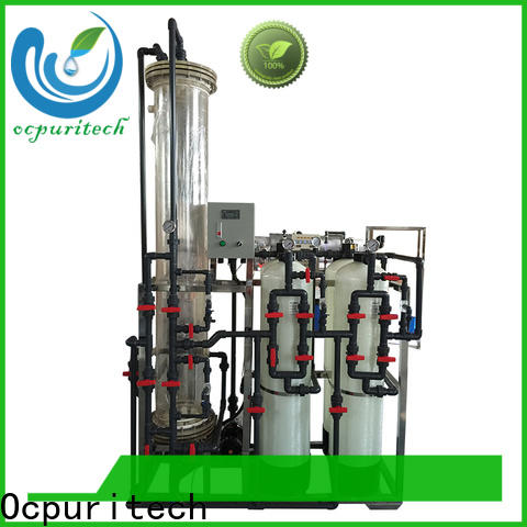 commercial deionized water filtration system system company for business