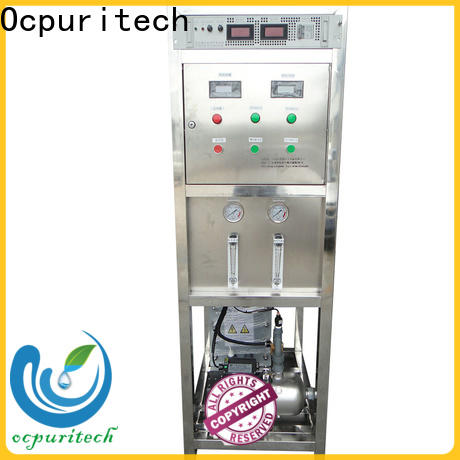 high-quality electrodeionization water treatment edi supply for food industry