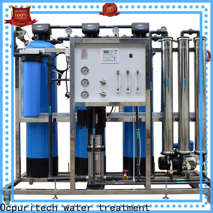 commercial reverse osmosis filtration systems supplier for seawater