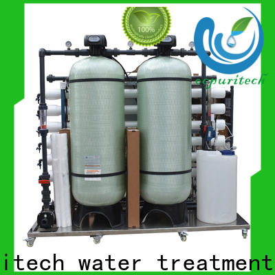 Ocpuritech filtration reverse osmosis system cost supply for seawater