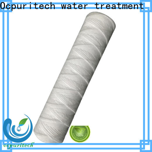 Ocpuritech blown sediment water filter cartridge manufacturers for medicine