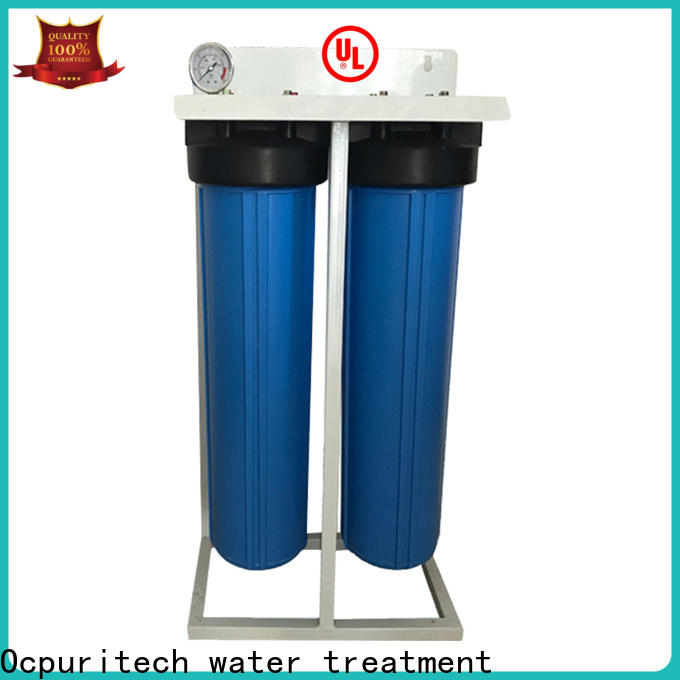 pretreatment water filter manufacturers blue manufacturers for food industry