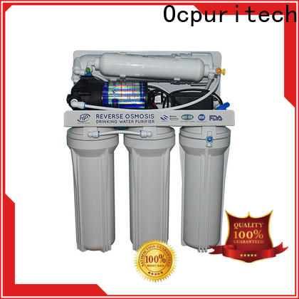 Ocpuritech water ro filter suppliers for industry