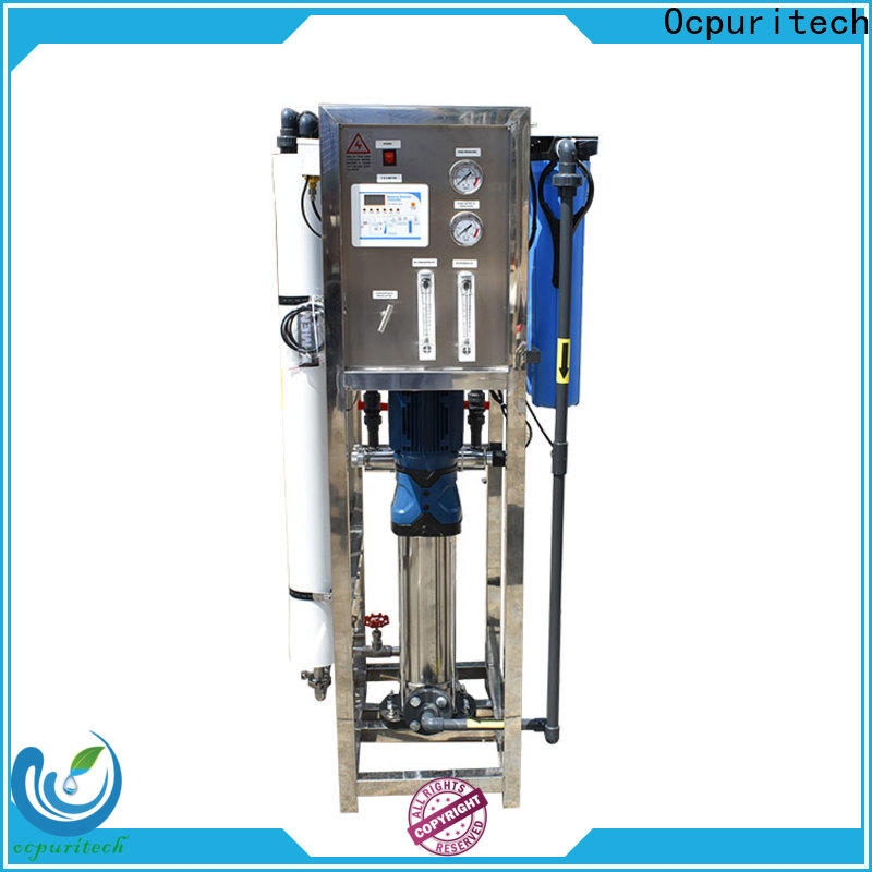 2000lph water treatment systems 750lph company for chemical industry