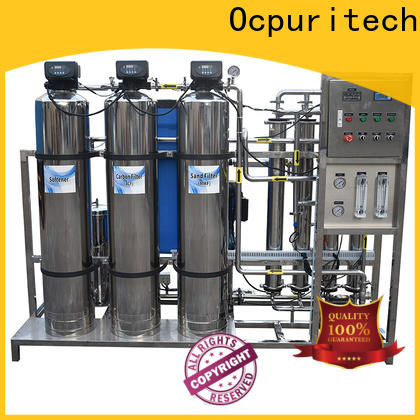 Ocpuritech per pure water treatment plant manufacturers for factory