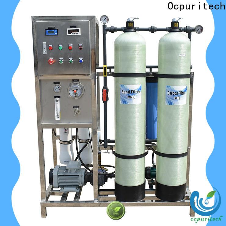 Ocpuritech 200lh water desalination system manufacturer for industry