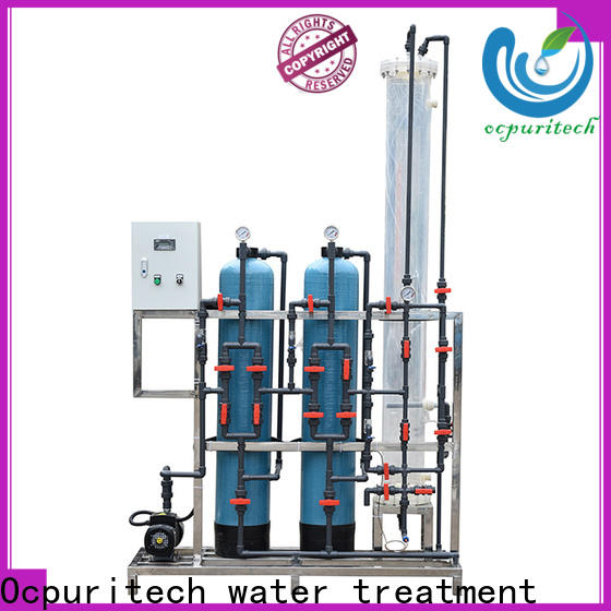 Ocpuritech deionized water system suppliers for household