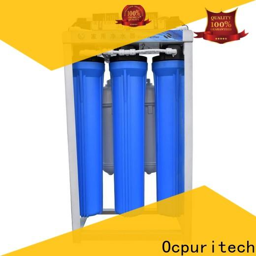 Ocpuritech osmosis commercial ro company for food industry