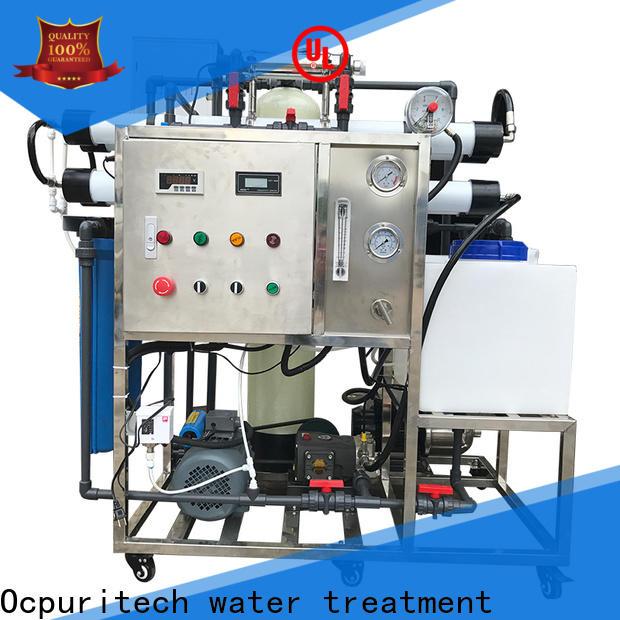 Ocpuritech top seawater desalination equipment for business for industry