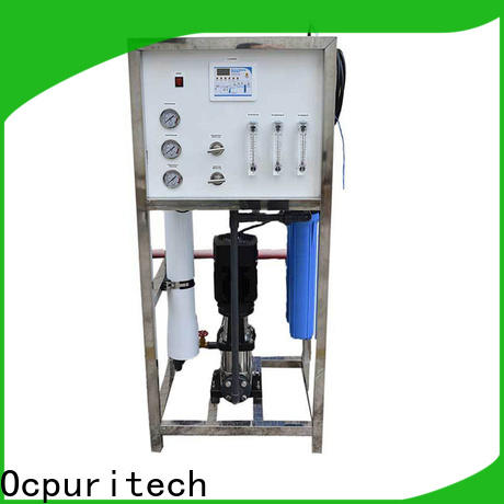 Ocpuritech purifier ro system company for agriculture