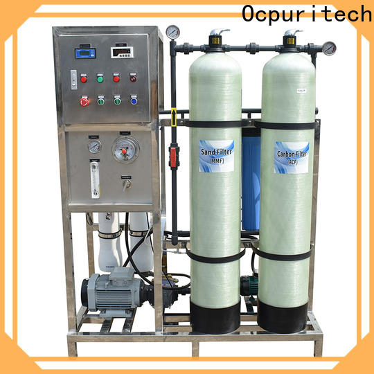 hot selling water purification unit latest series for industry