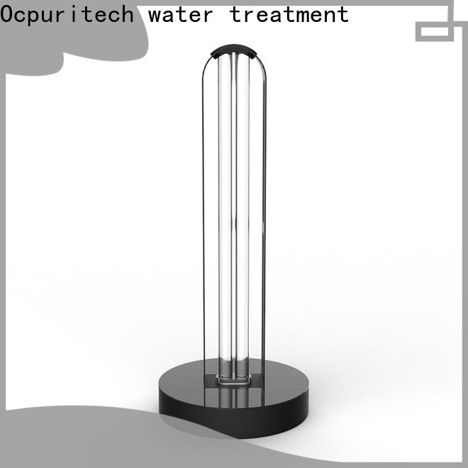 Ocpuritech exchange pure water treatment plant company for chemical industry