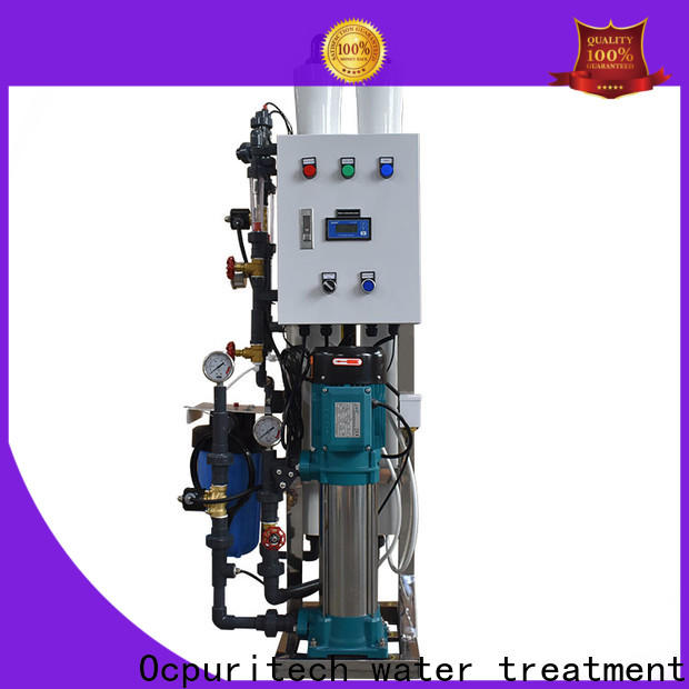 Ocpuritech osmosis ro water system for home company for agriculture