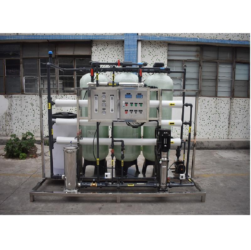 1500 Liters Per Hour Ro Systems Water Treatment Reverse Osmosis The Best Filter Purification With Purifiers In Machine