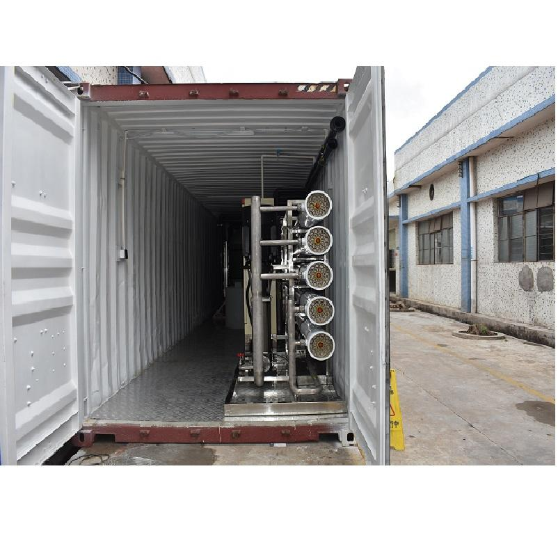 20TPH Large Best Water Purifiers Ro System Price Plant With Containe Purification Filter Reverse Osmosis Drinking Machine