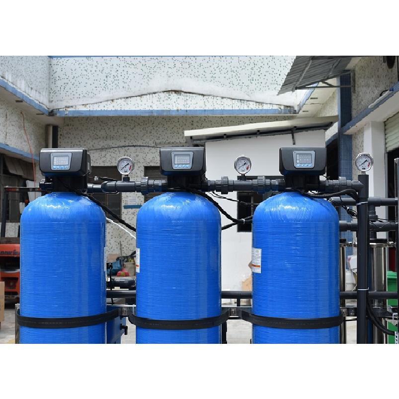 1000lph Industrial Ro System Reomte Drinking Water Treatment Plant Price Filter Purification Filtration Machine