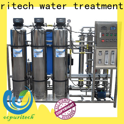 Ocpuritech top industrial reverse osmosis system manufacturers for food industry
