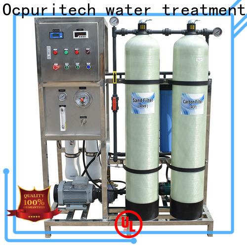 latest water desalination system sea for factory