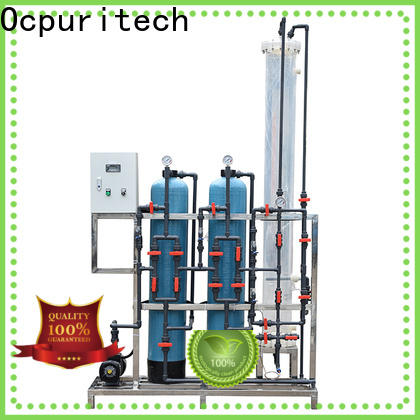Ocpuritech desalination water treatment systems cost company for chemical industry