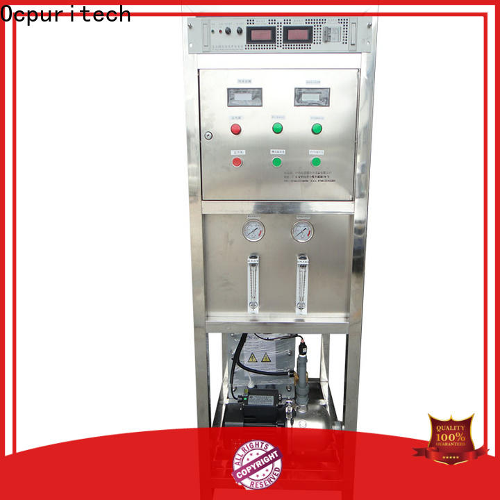 Ocpuritech latest edi water system factory price for seawater
