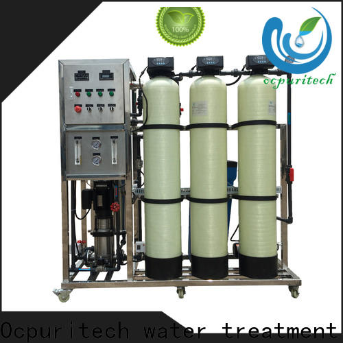 Ocpuritech reliable reverse osmosis unit suppliers for food industry