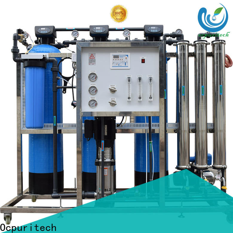 stable ro water plant price ro factory for agriculture