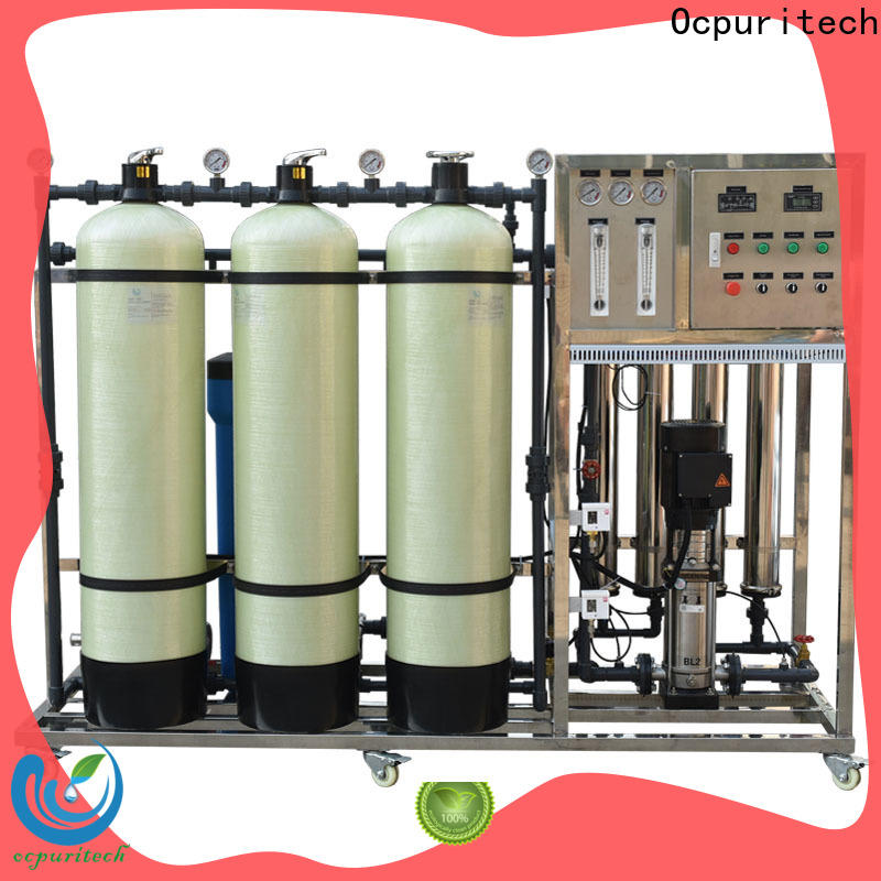 new reverse osmosis machine industrial supply for seawater