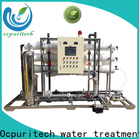 Ocpuritech reverse osmosis drinking water system supply for food industry