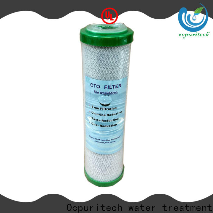 Ocpuritech string water purification cartridges manufacturers for household
