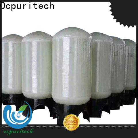 Ocpuritech approved fiberglass water storage tanks series for factory