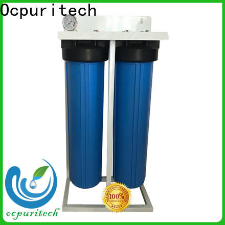 Ocpuritech 2stage water filter company supply for food industry