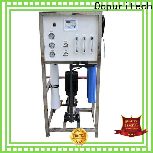 Ocpuritech drinking reverse osmosis water treatment wholesale for agriculture