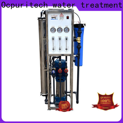 Ocpuritech commercial reverse osmosis water filter for business for seawater