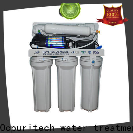 Ocpuritech best ro filter company for factory