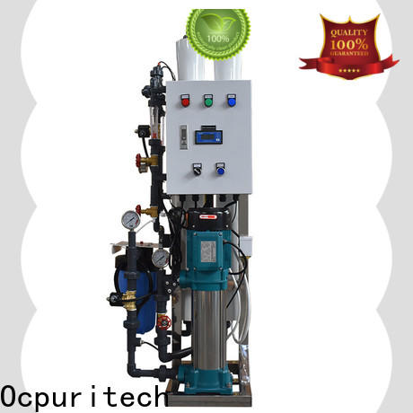 Ocpuritech latest water purification unit from China for factory