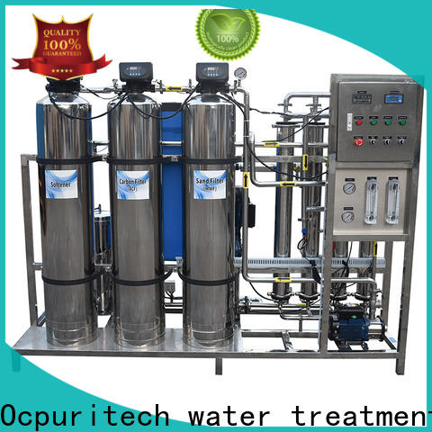Ocpuritech ultrafiltration water treatment system companies factory for factory
