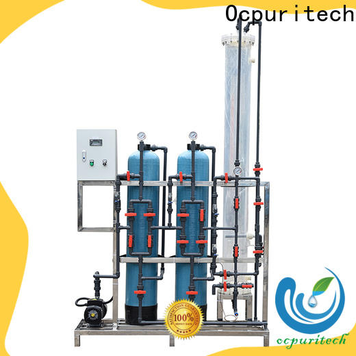 Ocpuritech liter water treatment system companies series for chemical industry
