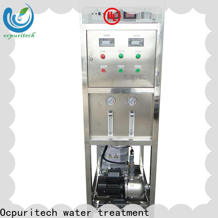 Ocpuritech system edi system supplier for seawater