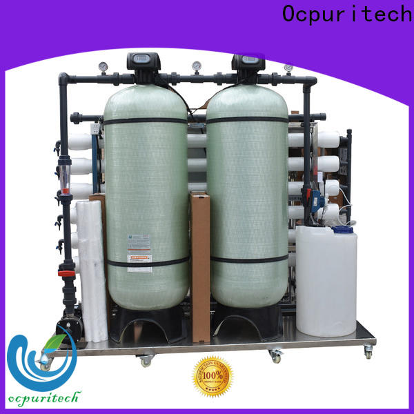 Ocpuritech 5000lph reverse osmosis filter for food industry