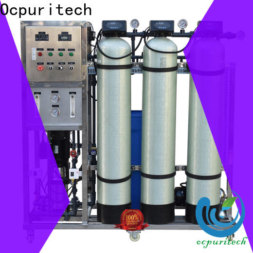 Ocpuritech latest ro system for home supplier for seawater