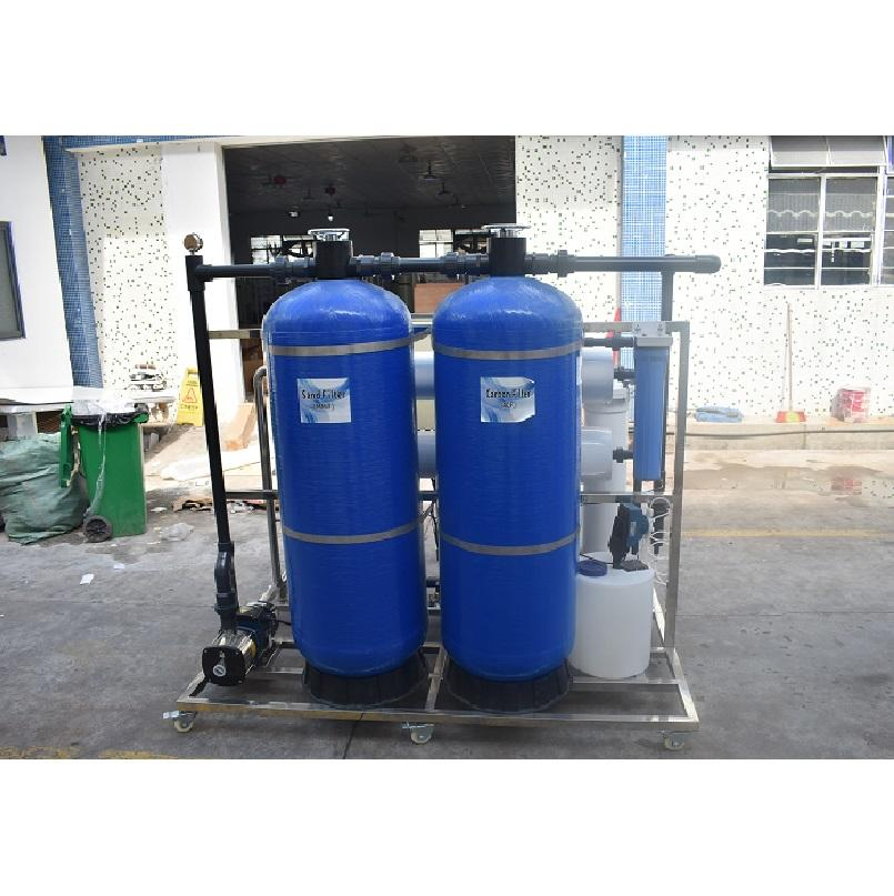 3000lph Ro Systems Automatic Drinking Water Treatment Of Plant Sale Price Purifier Reverse Osmosis Filter Machine Manufacturers