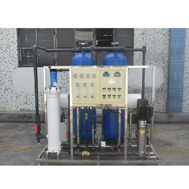 1500lph Ro System Water Filter For Plant Reverse Osmosis Price Purifiers Machine