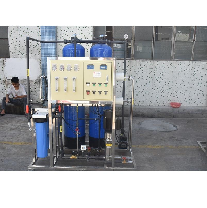 600lph Ro Systems Drinking Water Treatment Plant Price Purifier Cost List Filter Reverse Osmosis System Filters Machine
