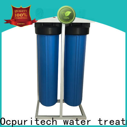 pretreatment water filter system inch factory for food industry